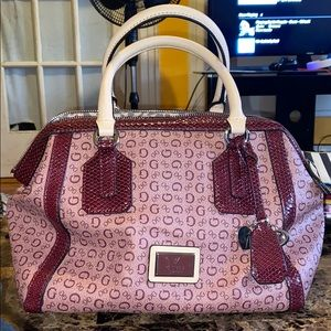 Guess bag, comes with coach wallet.